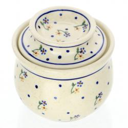 French butter dish