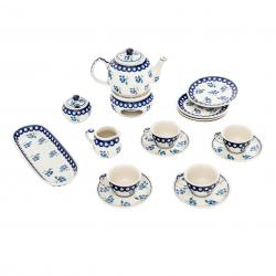 Tea and coffee set for 4 people