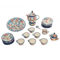 Tea and coffee set for 6 people